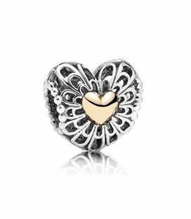 Charm calado Corazón Vintage 791275