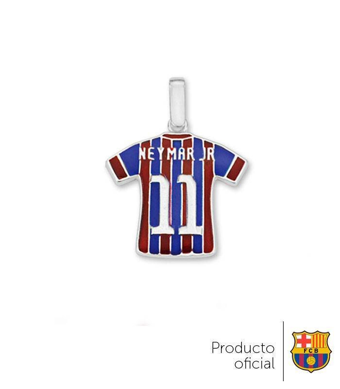 Colgante camiseta FC Barcelona