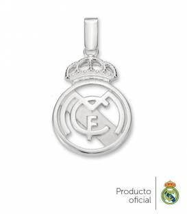 Colgante Real Madrid plata de ley