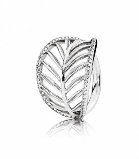 Anillo Palmera Tropical