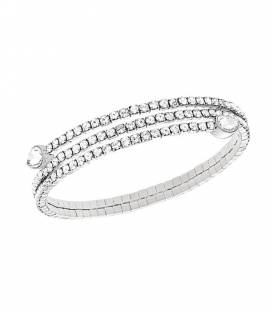 Brazalete Twisty Drop Swarovski 5073592