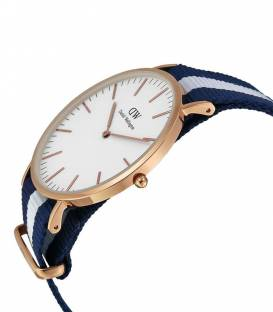 Reloj Daniel Wellington Classic Glasgow Rose-Gold 0104DW 40mm