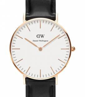 Daniel Wellington Classic Sheffield Rose-Gold 0508DW 36mm