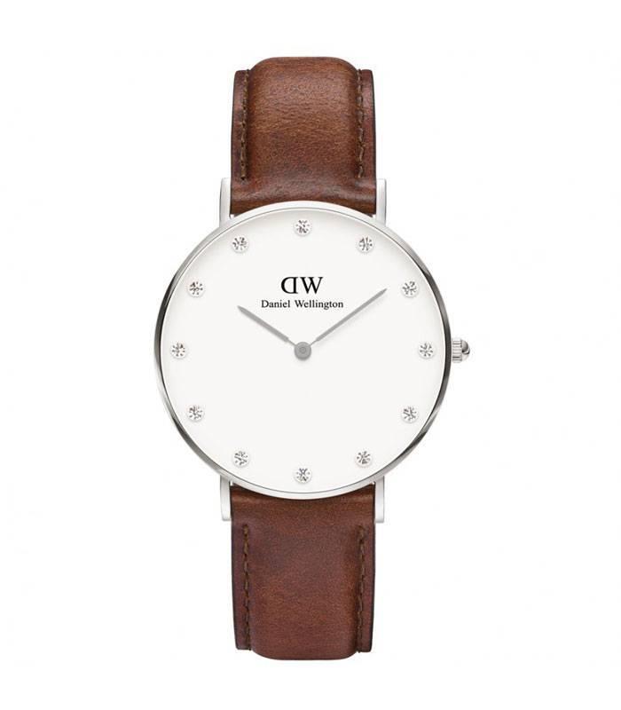 Reloj Daniel Wellington Classy St Mawes Silver 0960DW 34mm
