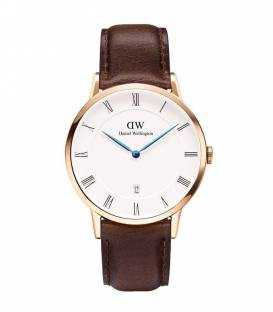 Reloj Daniel Wellington Dapper Bristol Rose-Gold 1103DW 38mm