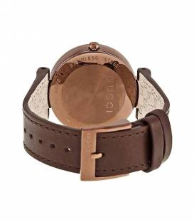 Reloj Gucci Interlocking marrón