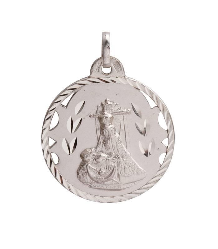 9e810e313676 Medalla Grande Plata Virgen de las Angustias