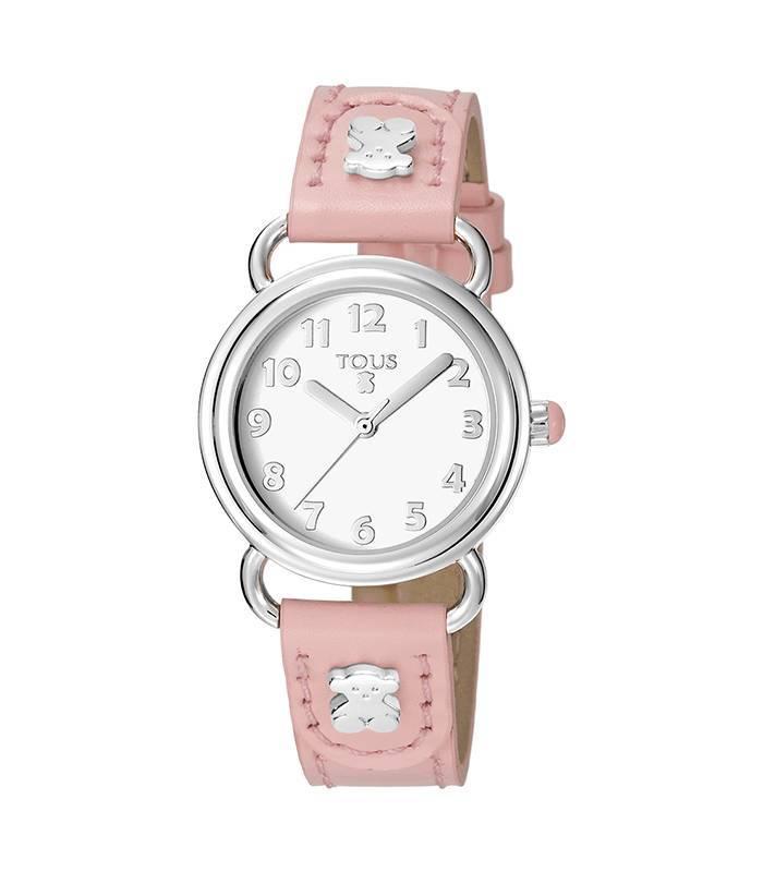 Reloj Tous Baby Bear rosa 500350180