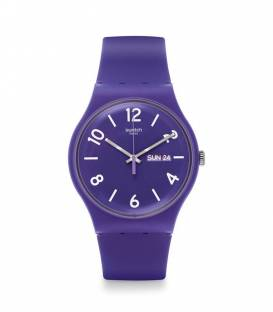 Reloj Swatch Backup Purple SUOV703