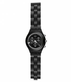 Reloj Swatch Full Blooded Smoky Black SVCF4000AG