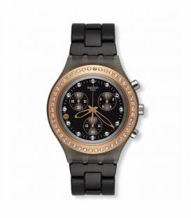 Reloj Swatch Full Blooded Stoneheart Black SVCM4008AG