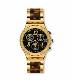Reloj Swatch Dreamnight Golden YCG405GC