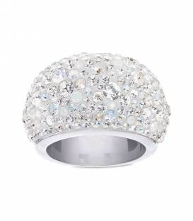 Anillo Swarovski Mini Chic Multi White 1181451