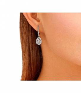 Pendientes Attract Light Pear Swarovski 5197458