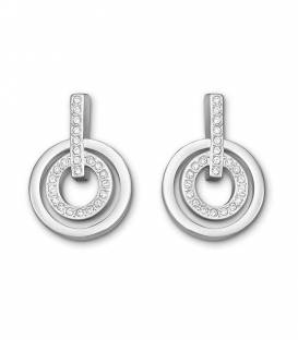 Pendientes Circle Mini Swarovski 5007750