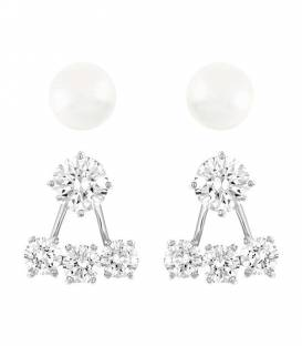 Set Pendientes Swarovski Attract Pearl 5184312