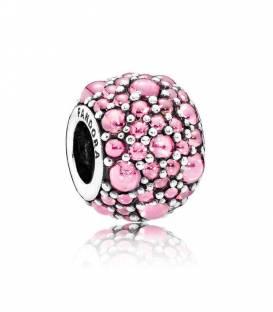 Charm Gotas rosas brillantes 791755PCZ