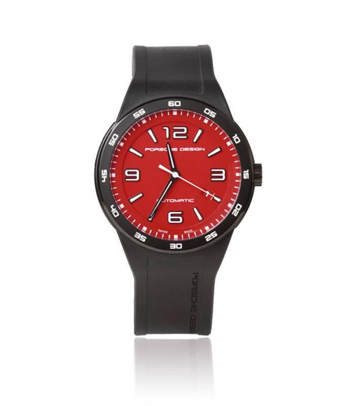 Reloj porsche dasboard Red