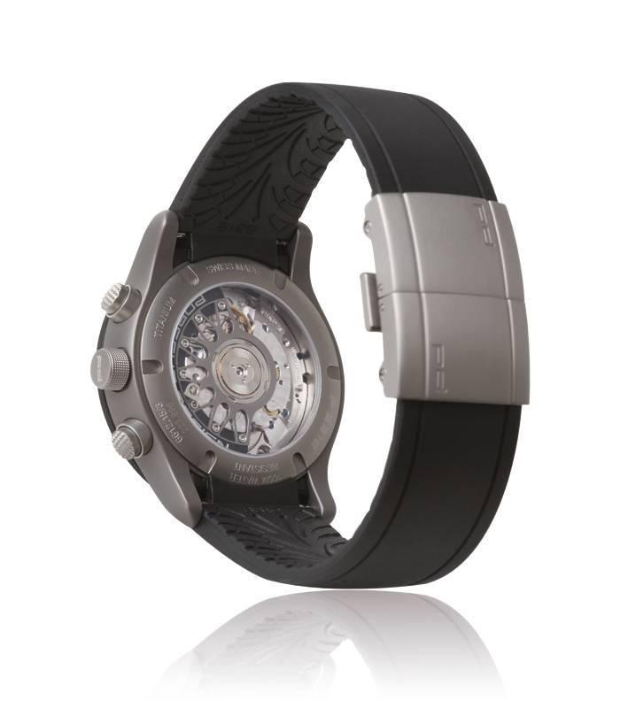Reloj Porsche Dashbord Cronografo