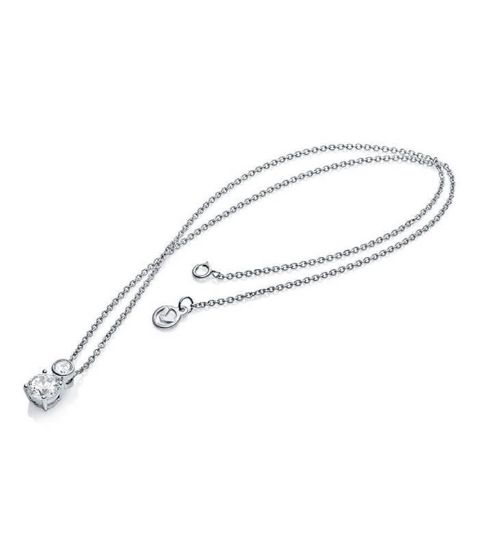 51d5320bfbb9 Collar Plata Circonitas Mujer 21016C000