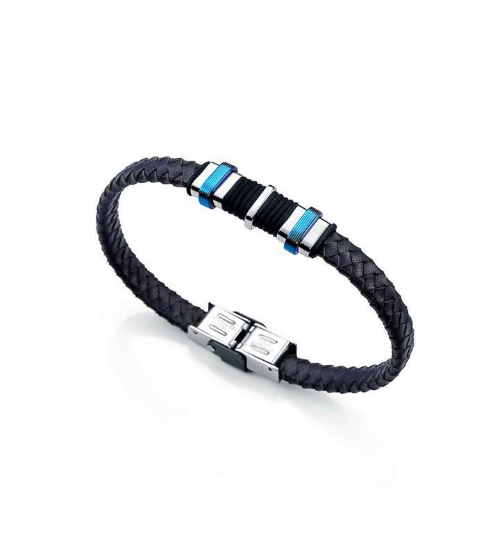Pulsera Viceroy Azul y negro 6337P09013