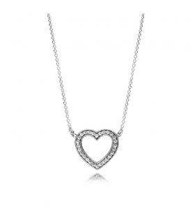 Collar Corazón Amado 590534CZ