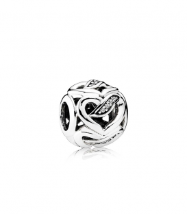 Charm Pandora Lazos de Amor 792046CZ