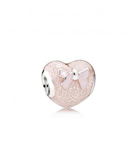 Charm Lazo rosa & Corazón 792044ENMX