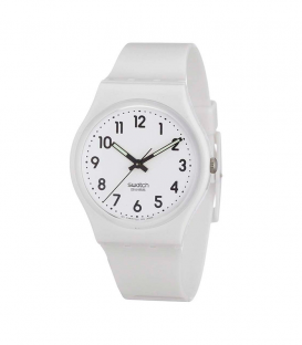 Reloj Swatch Just White GW151
