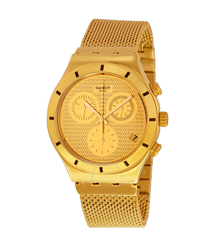 Reloj Swatch Golden Irony YCG410GA
