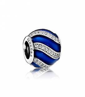Charm Adorno Azul 791991EN118