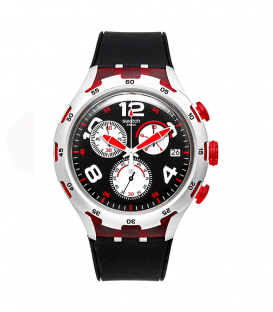 Reloj Swatch Red Wheel YYS4004