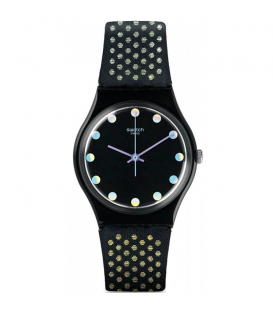 Reloj Swatch Diamond Spots GB293