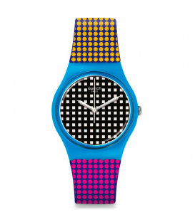 Reloj Swatch Behind The Wall GS146
