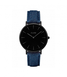 Reloj Cluse La Bohème Silver White/Midnight Blue CL18232