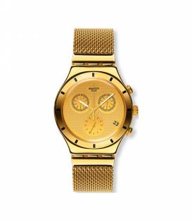 Reloj Swatch GOLDEN COVER YCG410G