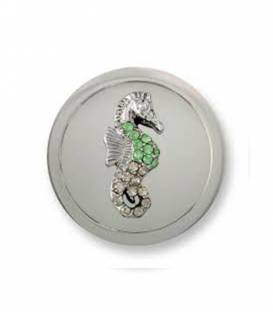 Moneda Roca 3D FOUR LEAVES M-3D-FL-02-L