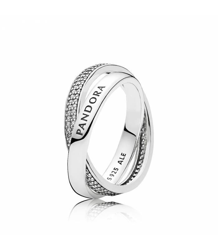 anillos de boda pandora