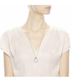 Collar Pandora Círculos de PANDORA 396235CZ