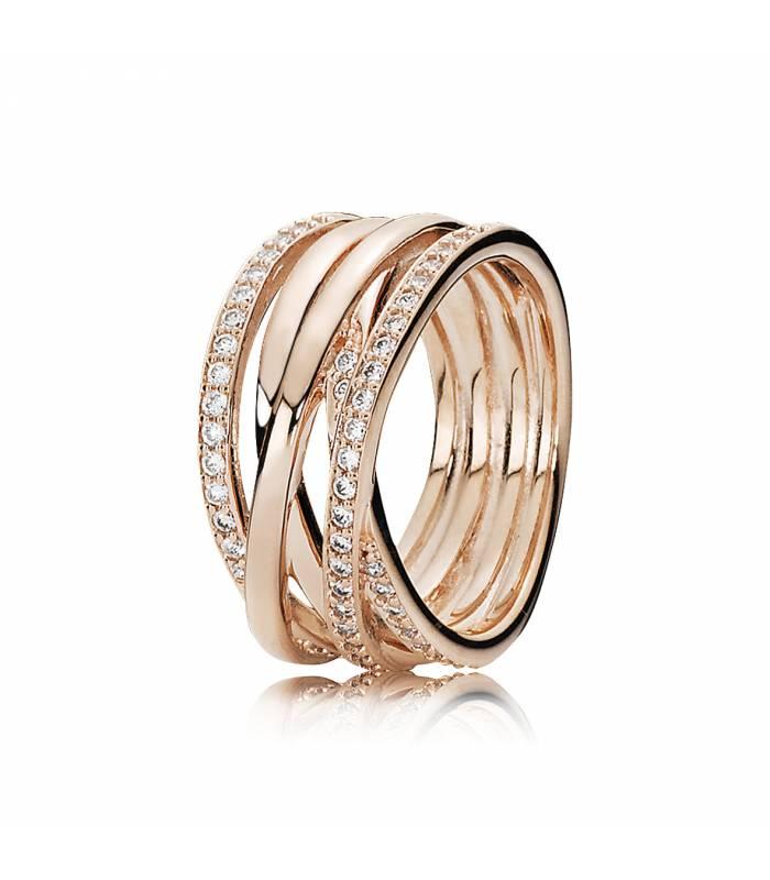 pandora anillo rose