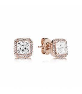 Pendientes Pandora Rose Elegancia Atemporal 280591CZ