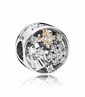 Charm en plata de ley y oro Maravillas Celestiales 796363CZ