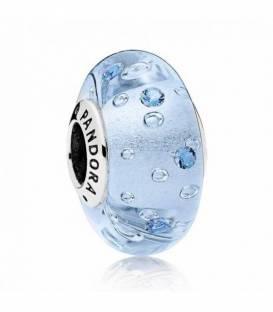 Charm cristal de Murano Gotas de Hielo 796365CZB