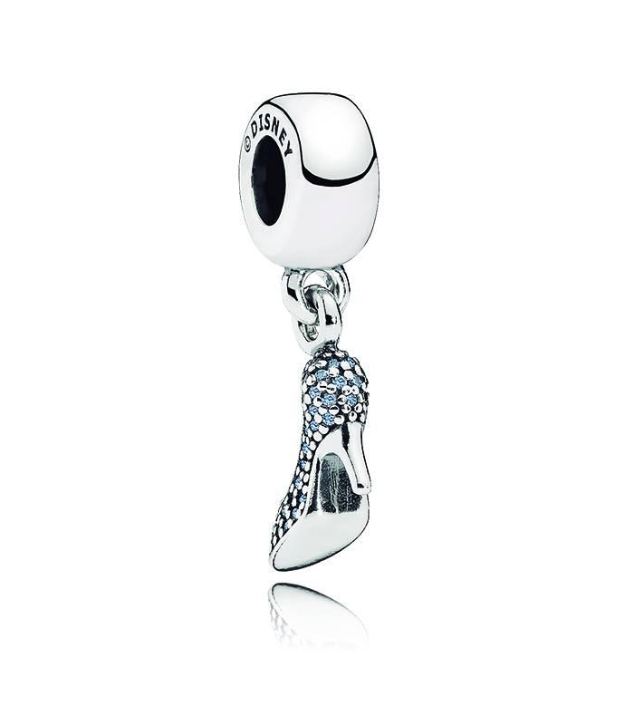 Charm Pandora Zapato Brillante de Cenicienta 791470CFL