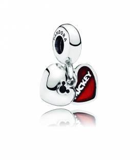 Charm Pandora Mickey & Minnie 791441NCK