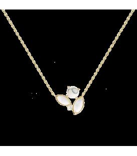 Collar Plata PDPAOLA Atena Gold CO01-063