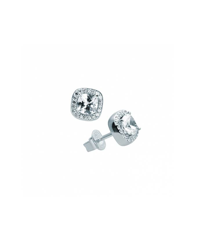 Pendientes Plata y Circonitas Diamondfire 6214661082