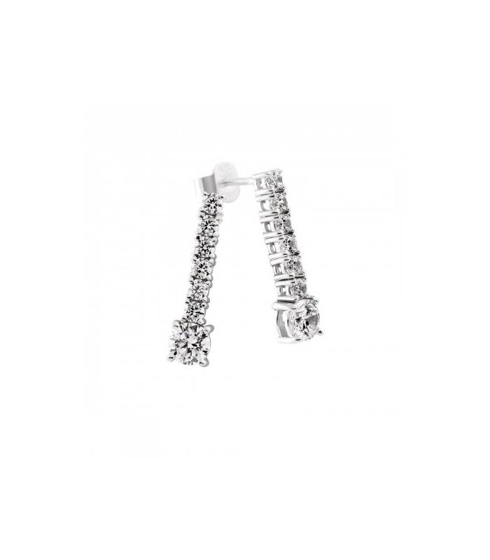 Pendientes Plata Diamondfire 6216061082