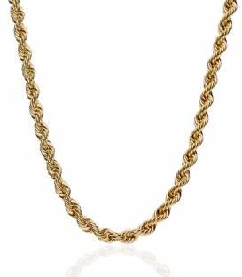 Cordón Salomónico Oro 18k. 50cm