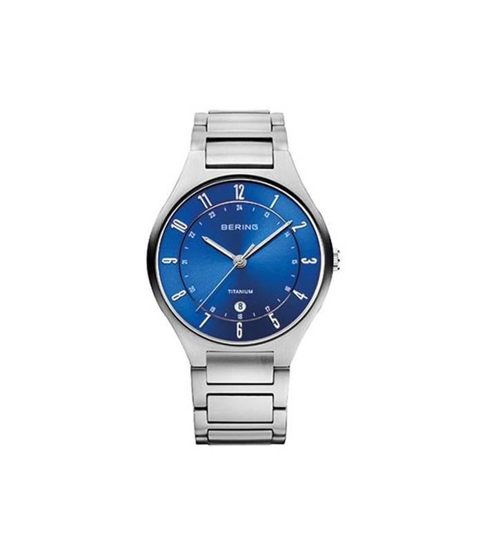Reloj Bering Titanium 39mm 11739-707